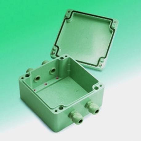 Obudowa uniwersalna pełna, – 110 x 75 x 75 , Poliestowa z włóknem szklanym, standardowy, BPG 2 – 5