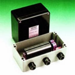 Obudowa uniwersalna pełna 75 x 80 x 57 , Aluminiowa, szary, IP66, ZAG EX 5