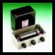 Obudowa uniwersalna pełna 125 x 80 x 57 , Aluminiowa, szary, IP66, ZAG EX 6