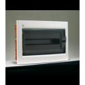 Rozdzielnica elektryczna modułowa 18 (1x18m) 441 x 300 x 114 Poliester Biały RAL 9016 IP 40 Podtynkowa