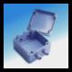 Obudowa uniwersalna pełna, – 400 x 405 x 120 , Poliestowa z włóknem szklanym, standardowy, BPG 15