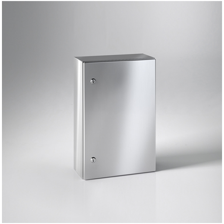 Szafka ECOR IP66 IK10 z płytą montażową - 600 x 400 x 200