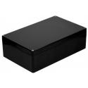 Obudowa poliestrowa 400x250x120, czarna