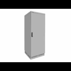 """Szafa Instalacyjna Rack Stojąca 19"""" 37u 600x800 Ip55 Szara Lanberg (ZŁOŻONA)"""