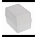 Obudowa uniwersalna pełna, 52 x 47 x 66, polistyren, szara, Z24JB