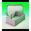 Obudowa uniwersalna pełna, – 82 x 80 x 55 , ABS, jasnoszary, ZPS 3